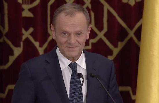 Tusk: Románia mindent megtesz Európáért