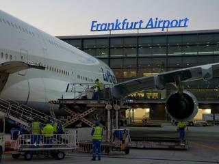 Sztrájk lesz kedden a frankfurti repülőtéren