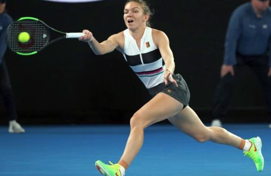 Simona Halep bejutott az Australian Open harmadik fordulójába