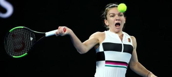 Nyolcaddöntőbe jutott Simona Halep