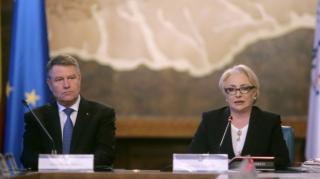 """Dăncilă Johannisnak: """"kizárólagos jogom a miniszterek kiválasztása"""""""