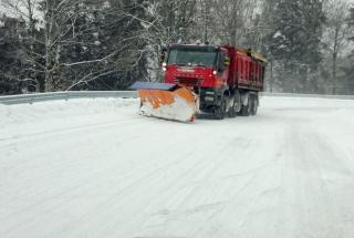 Tișe elégedetlen a hóeltakarító cégekkel
