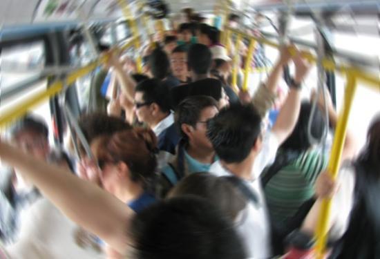 Fertőtlenítik a tömegközlekedési járműveket