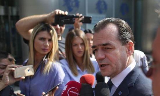 Ludovic Orban Kolozsváron: Az RMDSZ viselkedjen …
