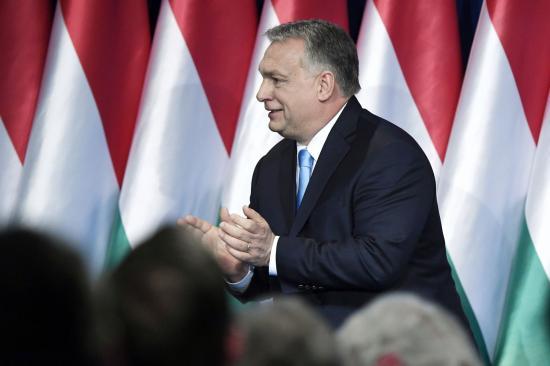 Orbán Viktor évértékelő beszéde: családvédelmi akciótervet jelentett be
