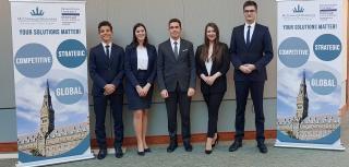 Második díjat nyertek a BBTE közgazdász diákjai Washingtonban