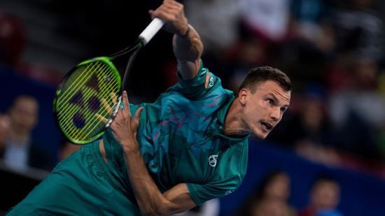 Rotterdam: Fucsovics nyert, és nyolcaddöntős