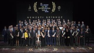 M4sport–Az Év sportolója gála: Liu Shaolin Sándor és Kozák Danuta az elmúlt év legjobbjai