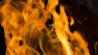 VIDEÓ – Tűz pusztított egy ...