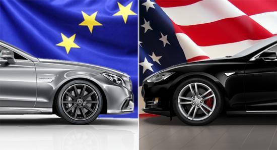 Az új amerikai importvámok felére csökkenthetik az autóexportot az Egyesült Államokba