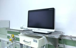 Harminc modern gépet kapott a tüdőkórház