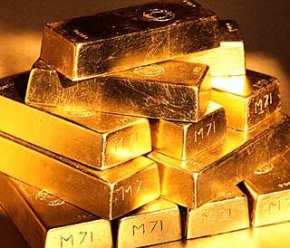 Nyolcéves csúcson az arany ára