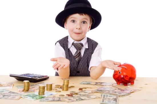 Pénzügyi oktatás iskolásoknak