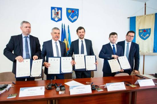 Dél-tiroli és székely együttműködés