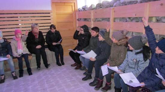 Szamosújváriak is bekapcsolódtak az olvasómaratonba