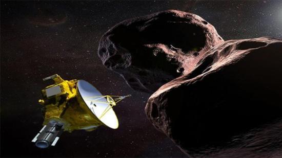 A legnagyobb felbontású felvételeket küldte az Ultima Thule égitestről a NASA űrszondája