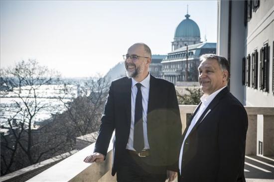 Orbán-Kelemen találkozó: erős kárpát-medencei magyar képviseletet az Európai Parlamentben!