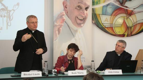 """Ferenc pápa Csíksomlyón: """"ölelés-ajándék, bátorítás-kihívás"""""""