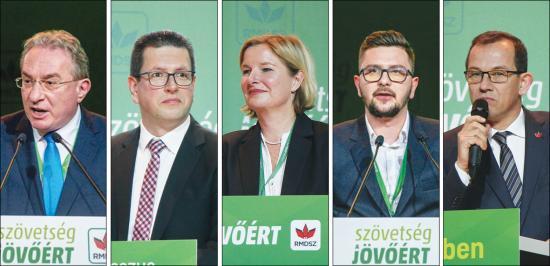 SZÁT - Winkler és Vincze vezeti az EP-listát