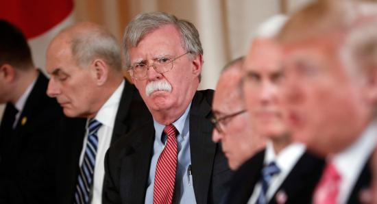 John Bolton szankciókra figyelmezteti Észak-Koreát