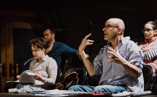 Zsótér Sándor-rendezés bemutatója a marosvásárhelyi színházban