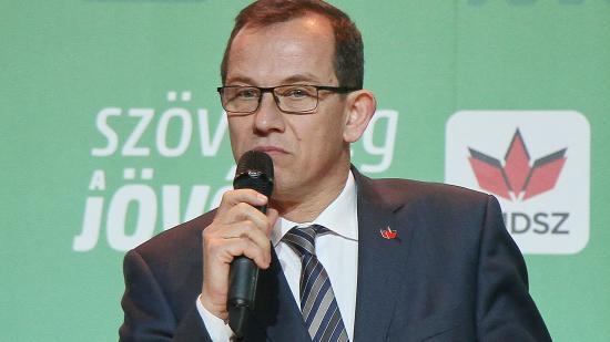 Sógor Csaba az EP-jelöltségről: Úgy vélem, megálltam a helyemet