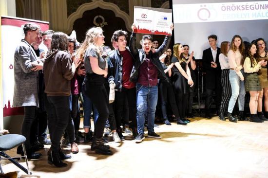 Kolozsvári csapat nyerte az Örökségünk Őrei Észak-Erdélyi regionális döntőjét