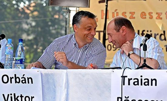 Băsescuék megszavazzák a Fidesz kizárását az Európai Néppártból