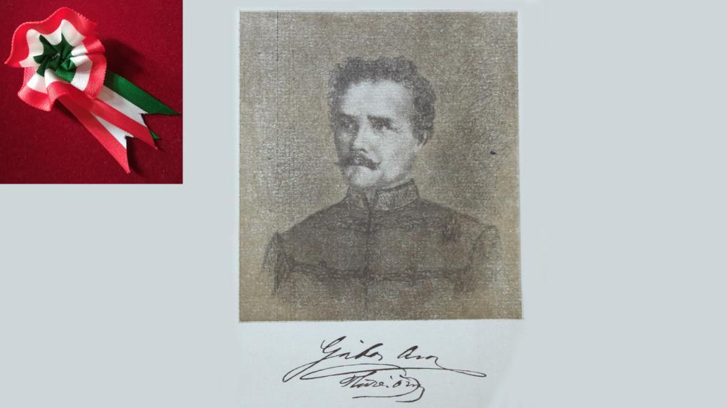 Gábor Áron tüzér őrnagy 170 éve, 1849-ben esett el a szabadságharcban