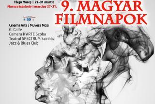 9. Marosvásárhelyi Magyar Filmnapok – film, fotókiállítás, koncert