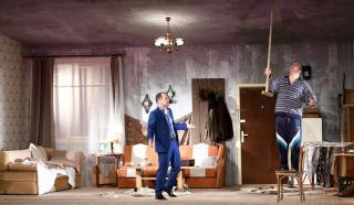 Semmit se bánok – Székely Csaba drámájának ősbemutatója Szatmárnémetiben