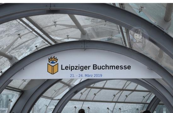 Zajlik a Lipcsei Könyvvásár