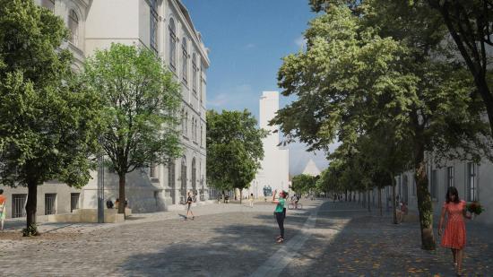 Csigalassúsággal halad a belvárosi utcafelújítás