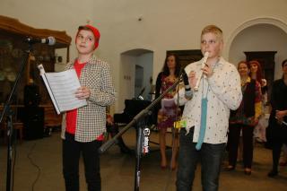 Kulturális műsorral ünnepelték a purimot Kolozsváron