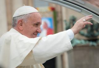 Közzétették a pápalátogatás programját