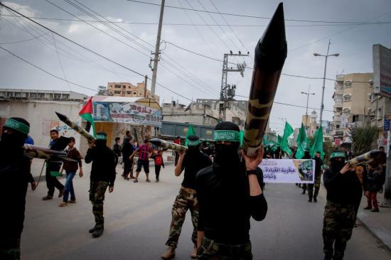 Gázából támadták rakétával Askelónt