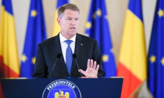 Május 26-ára népszavazást ír ki Iohannis