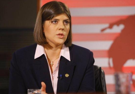 Csak ügyészi engedéllyel hagyhatja el Romániát Laura Codruța Kövesi