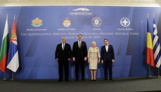 Az EU bővítését támogató közös nyilatkozatot fogadtak el