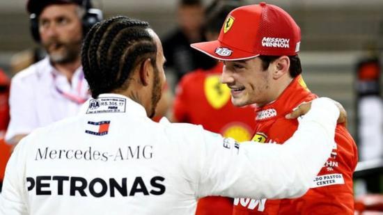 Bahreini Nagydíj: Hamilton győzött Szahírban