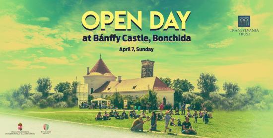 Nyitott kapuk napja a bonchidai Bánffy-kastélyban
