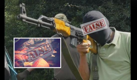 Vádat emeltek azon három férfi ellen, akik fegyverkereskedőként jelentek meg a Sky News egyik filmjében
