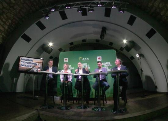 Ismertették az RMDSZ EP választási programját