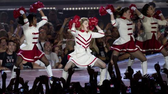 Madonna vendégként énekel az Eurovíziós Dalfesztivál döntőjében