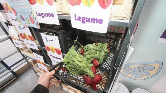 Civilek lépnek fel a piaci élelmiszer-pazarlás ellen