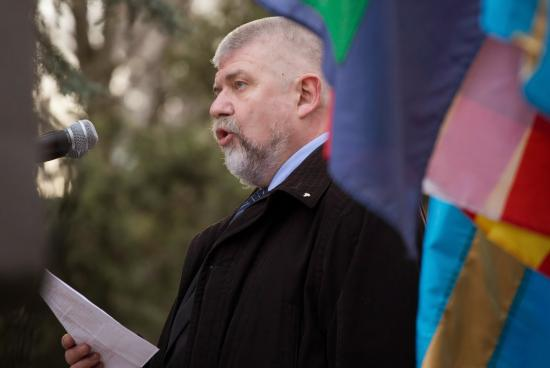 Izsák Balázs szerint a román állam egyes intézményei folyamatosan provokálják a székelységet