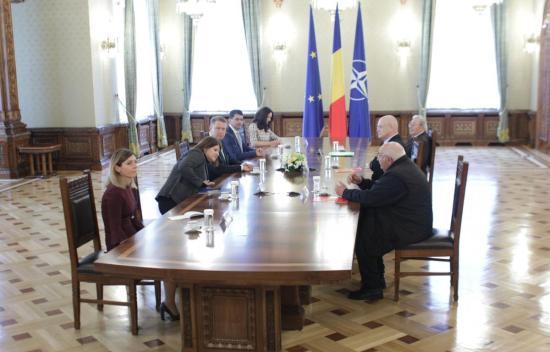 Nem vettek részt a PSD és ALDE képviselői a Iohannis által meghirdetett egyeztetésen