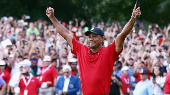Woods győzelmét bánhatja a William Hill