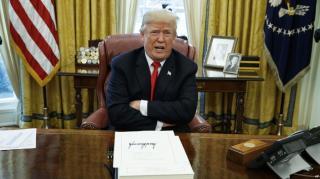 Trump megvétózta a kongresszus határozatát a jemeni háború támogatásának megvonásáról