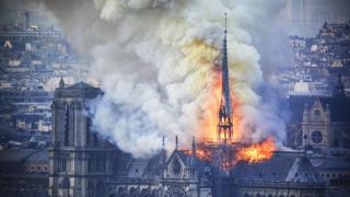 Huszonegyezer eurót ajánl fel a Kolozs megyei tanács a Notre-Dame újjáépítésére (FRISSÍTVE Vákár István nyilatkozatával)